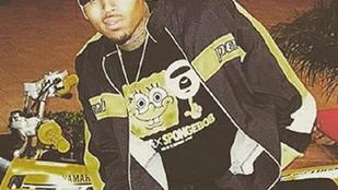 Megbüntették az Amszterdamban betépve motorozó Chris Brownt