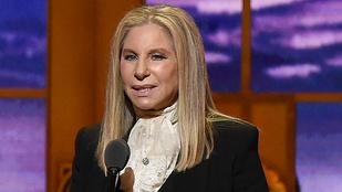 Barbra Streisand a 70-es évek óta először járt a Tony Awardson