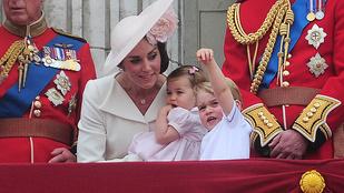 Sarolta hercegnő nagyon akaratos, de majd György helyreteszi