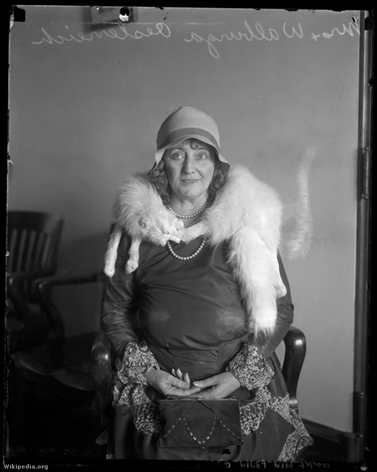 Dolly Oesterreich 1930 körül