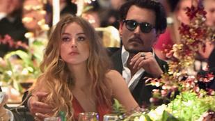 Meglehet, hogy Johnny Depp azért fél a tanúskodástól, mert elszólná magát