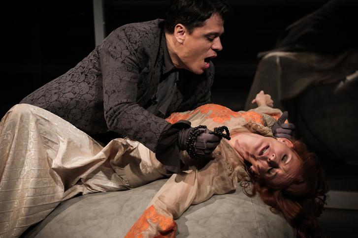 Crespo Rodrigo, Major Melinda - Tartuffe