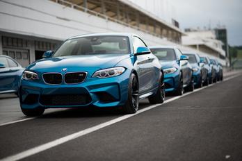 Ilyen sokat ilyen lassan BMW-vel még nem mentem