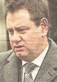 Ciaran Tobin, az ír gázoló