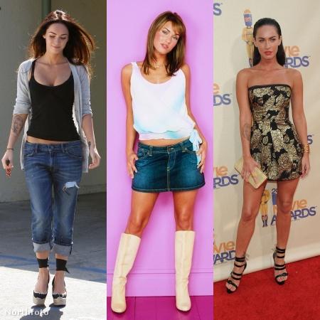 Megan Fox - 15-40-60%-ban meztelenül
