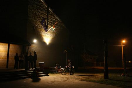 A Jobbik lakossági fóruma Dömsödön, a Petőfi Sándor Művelődési HázbanFotók: Katona Boglárka