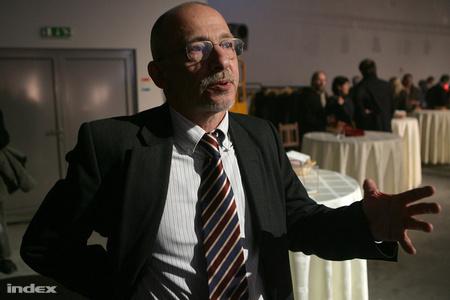 Tolmár TamásFotó: Huszti István