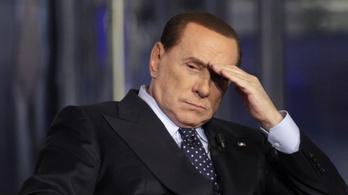 Kórházba került Silvio Berlusconi, de állítása szerint jól van