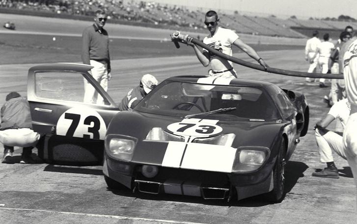 Egy daytonai verseny, 1965