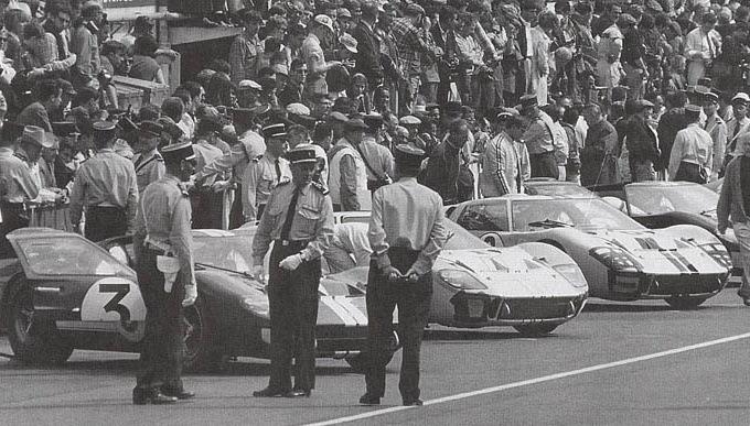 "'66-ban még a ""Gentlemen, start your engines!"" stílusában ment a rajt Le Mans-ban"