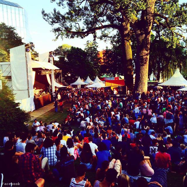 Montreux Jazz Fesztivál - ingyenes helyszín