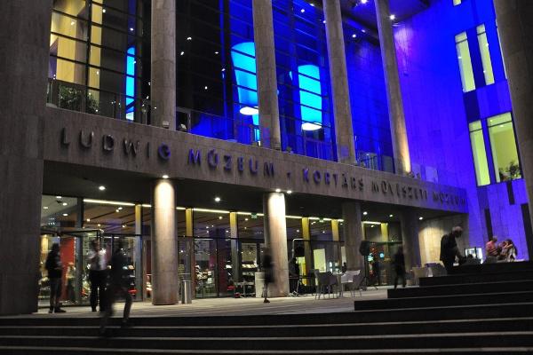 Múzeumok Éjszakája 2015 - Ludwig Múzeum (Fotó: Várhegyi András)