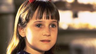 Biszexuális a Matilda, a kiskorú boszorkány sztárja