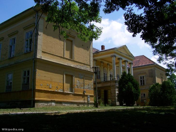 A bodajki Hochburg–Lamberg-kastély 2007-ben
