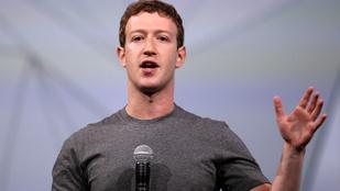 Mark Zuckerberg tagadja, hogy gyíkember lenne