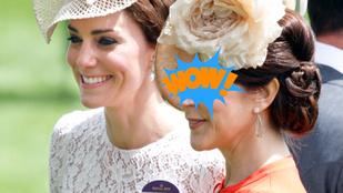 Megtaláltuk Katalin hercegné hasonmását