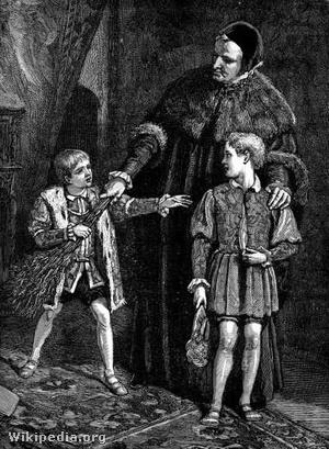 Eduárd herceg korbácsfiúja