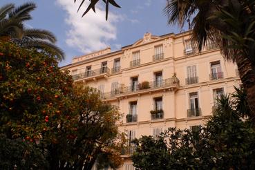 """Az egykori Hotel de Malte. """"Elsőrangú ház, modern kényelem"""" – szólt a tömör összefoglalás 1912-ben"""
