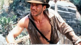 Steven Spielberg nem öli meg Harrison Fordot az új Indiana Jones-filmben