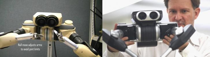 A Verb Surgical egy kísérleti sebészrobot-prototípusa