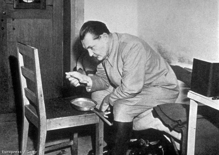 Hermann Göring a börtönben