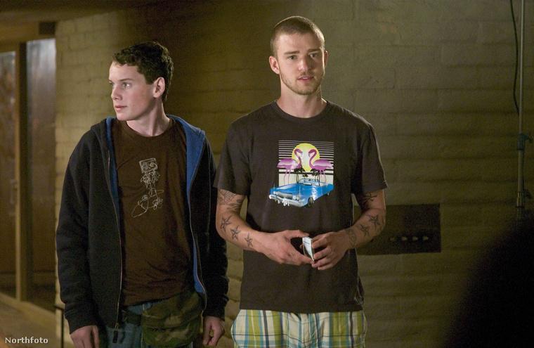 Anton Yelchin és Justin Timberlake az Alpha Dogban