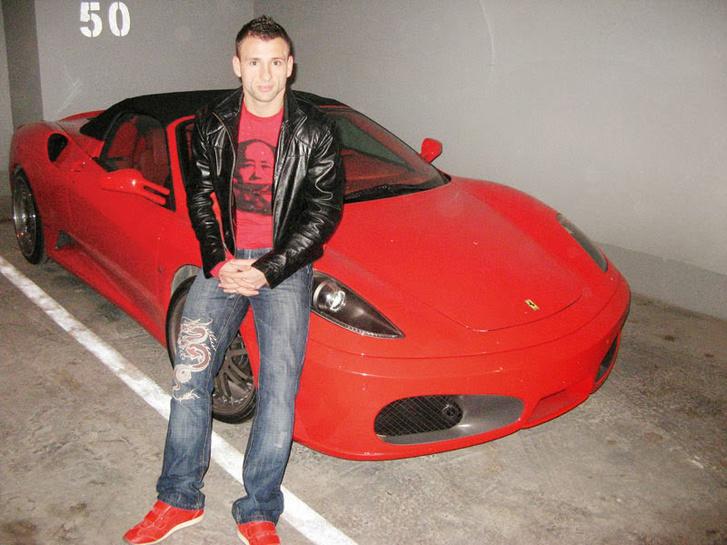 Razvan Rat (Románia) - Ferrari 458