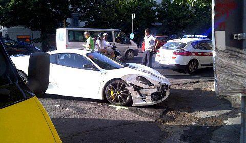 Valon Behrami (Svájc) - Ferrari