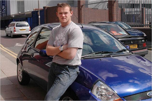 Wayne Rooney (Anglia) - Ford SportKa