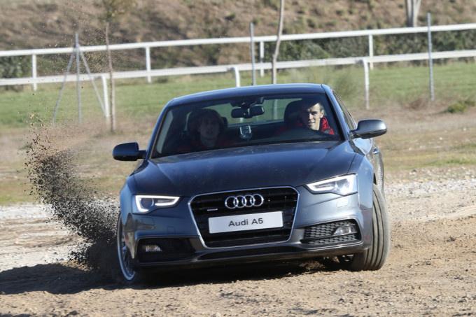 Luka Modric utasként (Horvátország) - Audi A5