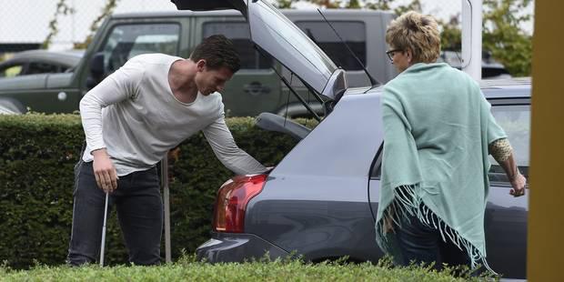 Jan Verthongen és édesanyja (Belgium) - Toyota Corolla