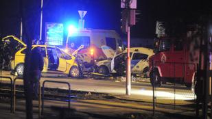 Részegen és jogosítvány nélkül vezetett, két rendőr halt meg miatta