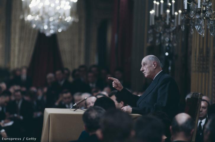 Charles de Gaulle 1967-ben
