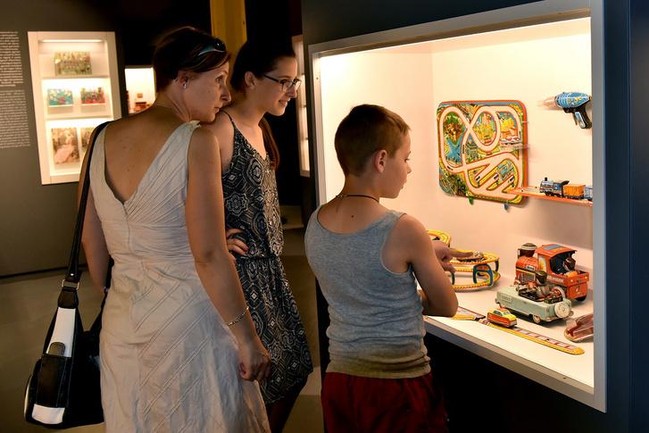 Óbudai Múzeum kiállításmegnyitó(1)