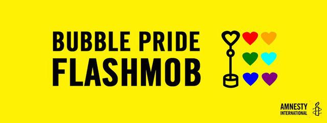 Bubble Pride
