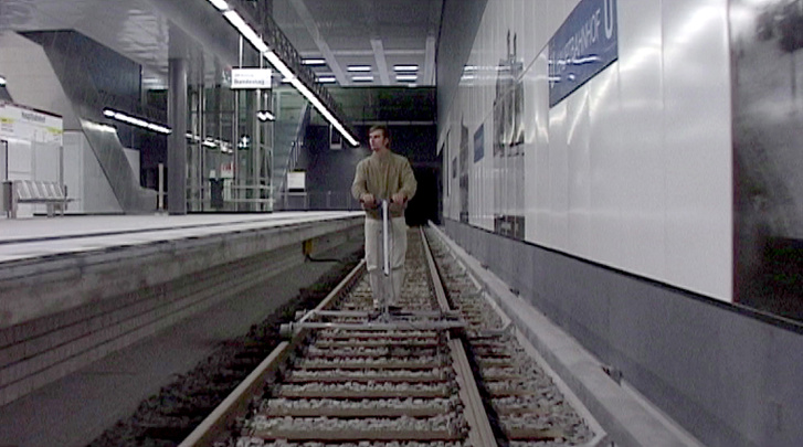 A berlini metró projekt