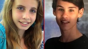 Két 14 éves gyereket keres a rendőrség