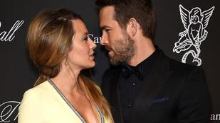 Blake Lively-nak férje szexjelenetét kellett néznie