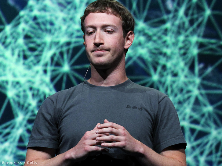 Mark Zuckerberg Twitterjét feltörték