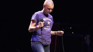 Újra eltűnt az öngyilkossággal fenyegetőző Sinéad O'Connor