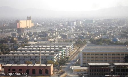 Kabuli ingatlanok