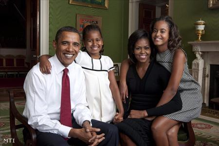Az Obama család