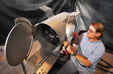 Szintetikus gázt előállító gép (CR5)