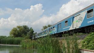 Most akkor jó vagy katasztrofális dolog lesz nyáron vonatozni a Balatonra?