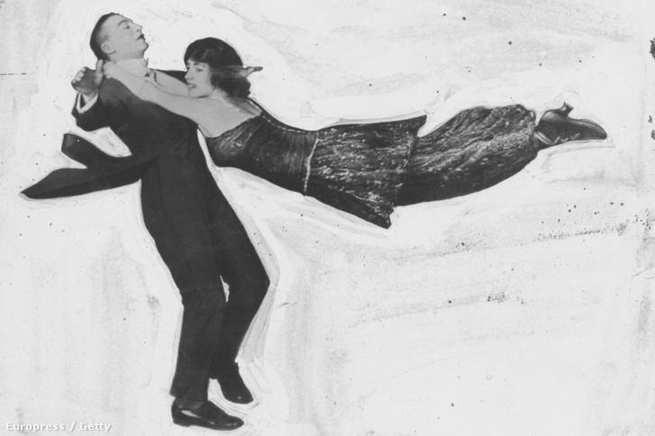 Jack Clifford és Evelyn Nesbit