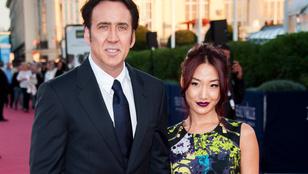 Nicolas Cage 12 év után válik