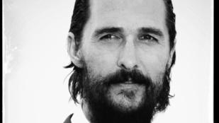 Matthew McConaughey egy szőke színésznőért rajongott kamaszkorában