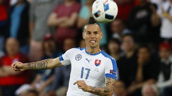 Marek Hamsík is ott lesz a szlovák válogatottban