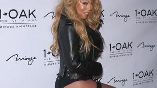 Mariah Carey szokatlanul merész cuccban változott DJ-vé
