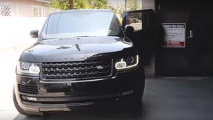 Calvin Harris lesifotósok elől menekülve zúzta le az autóját